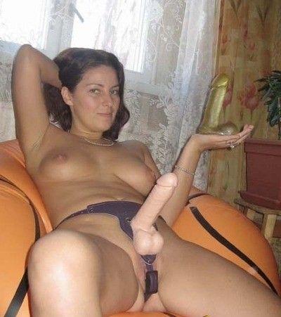 частное страпон порно фото жен