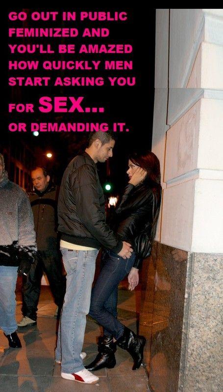Histoires de sexe forcé sissy