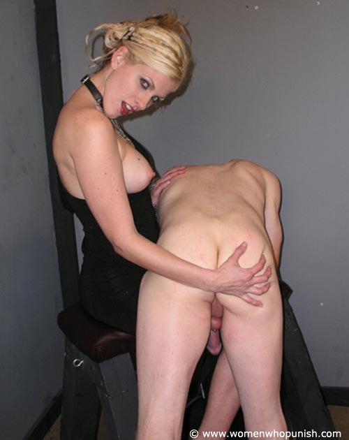 spank mistress