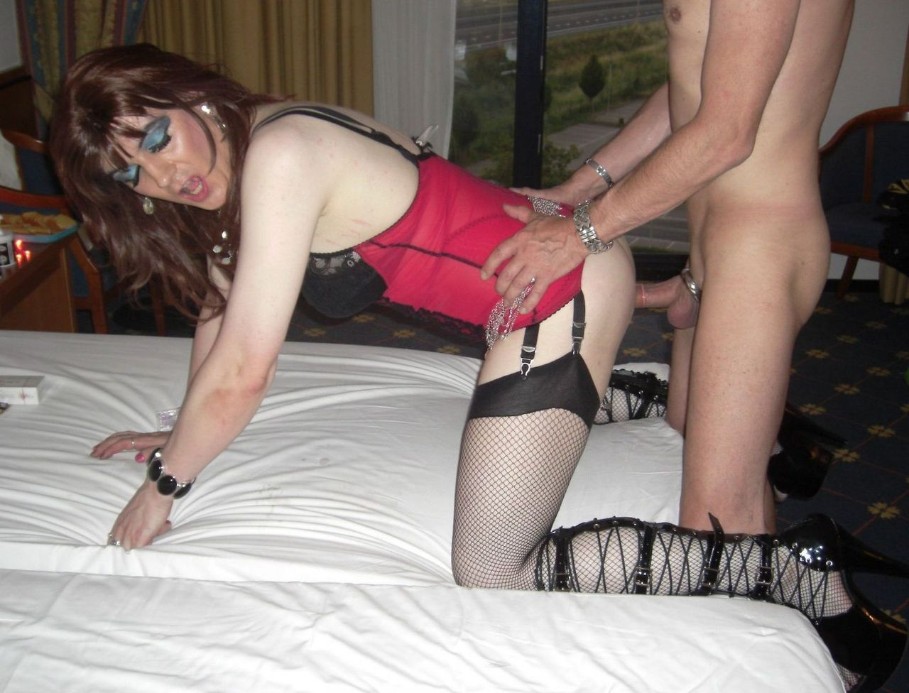 transvestites having sex