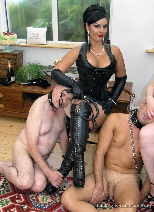 секс истории раба про госпожу